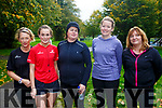 At the parkrun Tralee on Saturday were Mary Donnelly, Clodagh Donnelly, Liz Casey, Caroline Corridan, Joan O'Connell