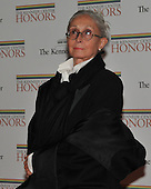 Twyla Tharp, who is one of the 2008 Kennedy Center honorees, arrives for the formal Artist's Dinner at the United States Department of State in Washington, D.C. on Saturday, December 6, 2008..Credit: Ron Sachs / CNP