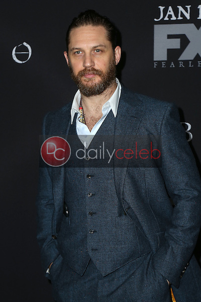 Tom Hardy<br /> at the Premiere Of FX's &quot;Taboo,&quot; DGA Theater, Los Angeles, CA 01-09-17<br /> David Edwards/DailyCeleb.com 818-249-4998