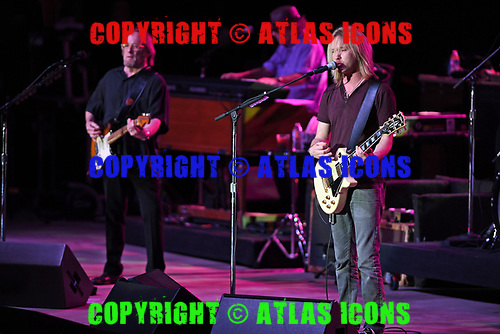 POMPANO BEACH FL - APRIL 06: Stephen Stills, Barry Goldberg and Kenny Wayne Shepherd of The Rides perform at The Pompano Beach Amphitheater on April 6, 2017 in Pompano Beach, Florida. Photo by Larry Marano © 2017