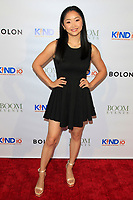 CLVER CITY - AUG 4: Lana Condor at Kind Los Angeles: Coming Together for Children Alone at Bolon at Helms Design Center on August 4, 2018 in Culver City, CA