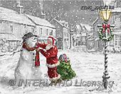 Marcello, CHRISTMAS SANTA, SNOWMAN, WEIHNACHTSMÄNNER, SCHNEEMÄNNER, PAPÁ NOEL, MUÑECOS DE NIEVE, paintings+++++,ITMCXM1418A,#X#