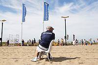 Nederland  Noordwijk 2016. Van 1 tot en met 18 september worden in Eindhoven en Noordwijk de Wereldkampioenschappen Lifesaving georganiseerd. Er staan zeven verschillende toernooien op het programma voor landenteams, clubteams en masters. Foto Berlinda van Dam / Hollandse Hoogte