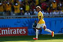 Neymar (BRA),<br /> JUNE 28, 2014 - Football / Soccer :<br /> Neymar of Brazil celebrates during the FIFA World Cup Brazil 2014 Round of 16 match between Brazil 1(3-2)1 Chile at Estadio Mineirao in Belo Horizonte, Brazil. (Photo by D.Nakashima/AFLO)