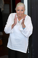 VENICE, ITALY - AUGUST: English actress Vanessa Redgrave attends a photocall for her Lifetime Achievement Award at Sala Casino on August 29, 2018 in Venice, Italy.<br /> CAP/BEL<br /> &copy;BEL/Capital Pictures