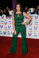 LONDON, UK. October 29, 2018: Lisa Snowdon at the Pride of Britain Awards 2018 at the Grosvenor House Hotel, London.<br /> Picture: Steve Vas/Featureflash