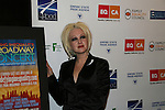 Cyndi Lauper participateS in Defying Inequality: The Broadway Concert - A Celebrity Benefit for Equal Rights  on February 23, 2009 at the Gershwin Theatre, New York, NY. (Photo by Sue Coflin)