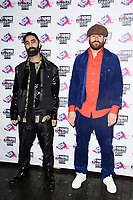 Rudimental<br /> arriving for the NME Awards 2018 at the Brixton Academy, London<br /> <br /> <br /> ©Ash Knotek  D3376  14/02/2018