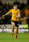 Conor Coady of Wolverhampton Wanderers - Football - Wolverhampton Wanderers vs Bristol City - Molineux Wolverhampton - Sky Bet Championship - 8th March 2016 - Season 2015/2016 - Picture Malcolm Couzens/Sportimage