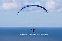 62995-00604 Hang Glider at Torrey Pines Gliderport La Jolla, CA