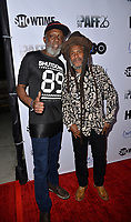LOS ANGELES, CA- FEB. 08: Steel Pulse at the 2018 Pan African Film & Arts Festival at the Cinemark Baldwin Hills 15 in Los Angeles, California on Feburary 8, 2018 Credit: Koi Sojer/ Snap'N U Photos / Media Punch