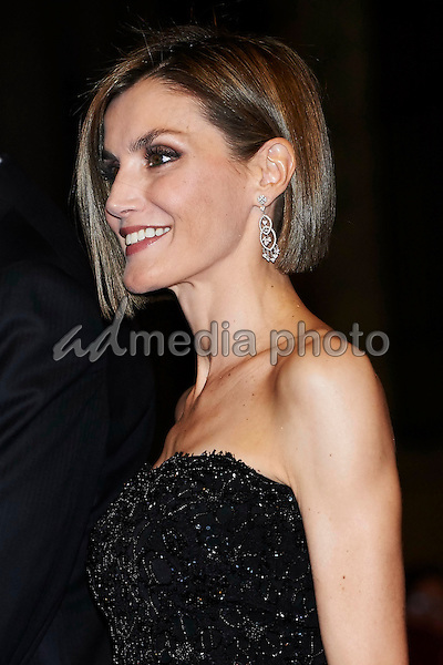 20 April 2015 - Madrid, Spain - 2015 Woman Magazine awards ceremony at the Casino of Madrid, Spain. Photo Credit: PPE/face to face/AdMedia