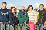 Committee members of The Kerry Holstein Friesian Breeders Club pictured at their Annual Field Evening held in Cloghaneleesh, Ballyheigue on Saturday were l/r Padraig Healy, Killarney, Emer Kennelly, Ardfert, Tim Fitzmaurice, Ballyduff, Geraldine Harty, Ballyheigue and Peter Kennelly, Ardfert.