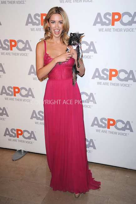 WWW.ACEPIXS.COM<br /> April 9, 2015 New York City<br /> <br /> Melissa Bolona attending the 18th Annual ASPCA Bergh Ball at the Plaza Hotel on April 9, 2015 in New York City.<br /> <br /> Please byline: Kristin Callahan/AcePictures<br /> <br /> ACEPIXS.COM<br /> <br /> Tel: (646) 769 0430<br /> e-mail: info@acepixs.com<br /> web: http://www.acepixs.com