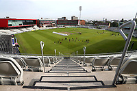 General view of the ground during Lancashire CCC vs Essex CCC, Specsavers County Championship Division 1 Cricket at Emirates Old Trafford on 7th September 2017
