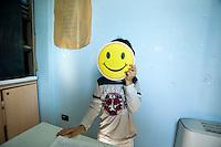 homeschooling, educazione parentale. Thomas smile