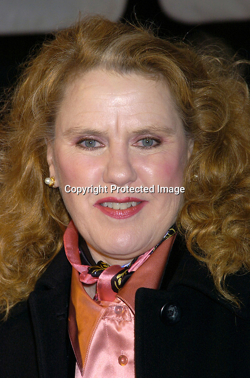 "Celia Weston ..at The New York Premiere of ""Phantom of the Opera"" on ..December 12, 2004 at the Ziegfeld Theatre. ..Photo by Robin Platzer, Twin Images"