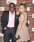 Demi Lovato and L.A. Reid attends The FOX ECO-CASINO PARTY held at The Bookbindery in Culver City, California on September 10,2012                                                                               © 2012 DVS / Hollywood Press Agency