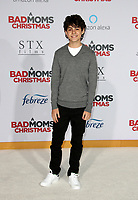 WESTWOOD, CA - OCTOBER 30: Emjay Anthony, at Premiere Of STX Entertainment's 'A Bad Moms Christmas' At The Regency Village Theatre in Westwood, California on October 30, 2017. Credit: Faye Sadou/MediaPunch