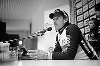 Ronde van Vlaanderen 2013..post-race press conference