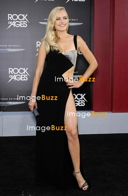 "Malin Akerman at the premiere of ""Rock of Ages"" in Hollywood..Los Angeles, June 8, 2012.."