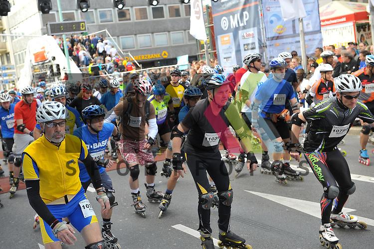 Mannheim 12.05.2012 MLP Marathon Rhein Neckar<br /> <br /> Foto &copy; Rhein-Neckar-Picture *** Foto ist honorarpflichtig! *** Auf Anfrage in hoeherer Qualitaet/Aufloesung. Belegexemplar erbeten. Veroeffentlichung ausschliesslich f&uuml;r journalistisch-publizistische Zwecke.