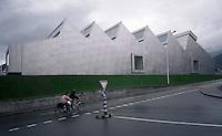 Liner museum, Appenzell, Schweiz, Guyer & Gigon, Moderne Architektur