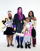 Kara Walker, Kandis Rich, Mary Walker and Allison Walker