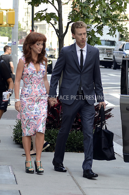 WWW.ACEPIXS.COM . . . . .  ....August 23 2012, New York City....Actress Kathy Griffin walks in Soho with her boyfriend Randy Bick on August 23 2012 in New York City....Please byline: CURTIS MEANS - ACE PICTURES.... *** ***..Ace Pictures, Inc:  ..Philip Vaughan (212) 243-8787 or (646) 769 0430..e-mail: info@acepixs.com..web: http://www.acepixs.com
