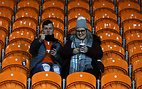 Blackpool fans enjoy the pre-match atmosphere<br /> <br /> Photographer Stephen White/CameraSport<br /> <br /> Emirates FA Cup Third Round - Blackpool v Arsenal - Saturday 5th January 2019 - Bloomfield Road - Blackpool<br />  <br /> World Copyright © 2019 CameraSport. All rights reserved. 43 Linden Ave. Countesthorpe. Leicester. England. LE8 5PG - Tel: +44 (0) 116 277 4147 - admin@camerasport.com - www.camerasport.com<br /> <br /> Photographer Stephen White/CameraSport<br /> <br /> Emirates FA Cup Third Round - Blackpool v Arsenal - Saturday 5th January 2019 - Bloomfield Road - Blackpool<br />  <br /> World Copyright © 2019 CameraSport. All rights reserved. 43 Linden Ave. Countesthorpe. Leicester. England. LE8 5PG - Tel: +44 (0) 116 277 4147 - admin@camerasport.com - www.camerasport.com