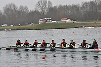 216 GtMarlowSch J14A.8x+..Marlow Regatta Committee Thames Valley Trial Head. 1900m at Dorney Lake/Eton College Rowing Centre, Dorney, Buckinghamshire. Sunday 29 January 2012. Run over three divisions.
