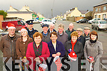 Inviting you to shop in Gneeveguilla this Christmas is front l-r: Dorothy ingoldsby, eileen Fleming, Mary Hickey, Hannah Mary O'Sullivan, Norina Fleming. Back row l-r: Tom Kearns, Garda Dermot Walsh, Ted O'Connor, Seamus McCarthy, Oliver Fleming, Tim Joe Brosnan, Denis Mahony and Timmy O'Donoghue   Copyright Kerry's Eye 2008