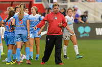 Bridgeview, IL - Sunday September 03, 2017: Rory Dames during a regular season National Women's Soccer League (NWSL) match between the Chicago Red Stars and the North Carolina Courage at Toyota Park. The Red Stars won 2-1.