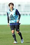 Rin Sumida (JPN), JANUARY 16, 2018 -  Football / Soccer : <br /> Japan women's national team training camp <br /> in Tokyo, Japan. <br /> (Photo by Yohei Osada/AFLO)
