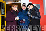 Siobhan Smyth, Aine Swan and Linda Doherty enjoying New Year's Eve in Dingle.