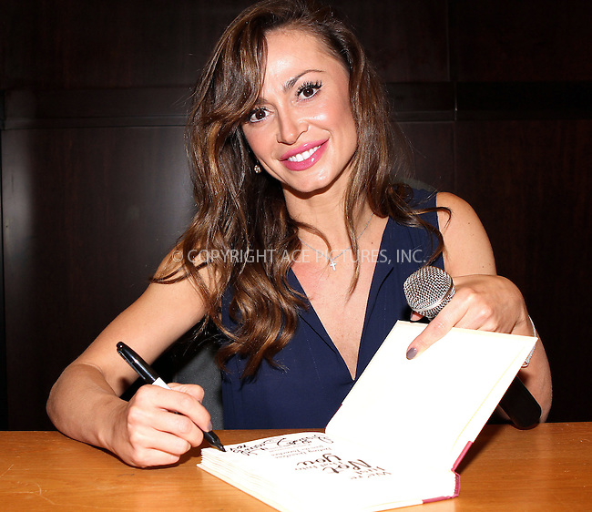 ACEPIXS.COM<br /> <br /> February 23 2015, LA<br /> <br /> Karina Smirnoff and Lindsay Rielly sign copies of their book 'We're Just Not Into You' at Barnes &amp; Noble bookstore at The Grove on February 23, 2015 in Los Angeles, California. <br /> <br /> By Line: Nancy Rivera/ACE Pictures<br /> <br /> ACE Pictures, Inc.<br /> www.acepixs.com<br /> Email: info@acepixs.com<br /> Tel: 646 769 0430