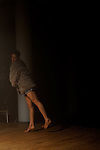 GOD NEEDS SACRIFICE....Choregraphie : MONTET Bernardo..Compagnie : Centre National Choregraphique de Tour..Lumiere : MATIGNON Laurent..Avec :..DELAUNAY Raphaelle..Lieu : Le Quartz de Brest..Cadre : Festival Antipodes 2010..Ville : Brest..Le : 02 03 2010..© Laurent PAILLIER / photosdedanse.com..All rights reserved
