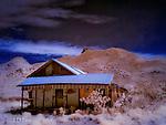 Paradise Misplaced #4: Dos Cabezas, Arizona (Infrared)