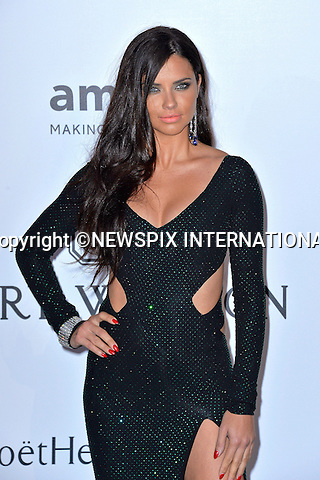12.05.2015, Antibes; France: ADRIANA LIMA<br />