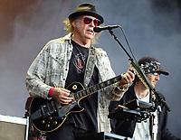 JUL 12 Neil Young - Live @ Hyde Park