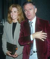 Stefanie Powers, Roddy McDowell, 1994 Photo By Michael Ferguson/PHOTOlink