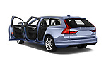 Car images close up view of a 2019 Volvo V90 Momentum 5 Door Wagon doors