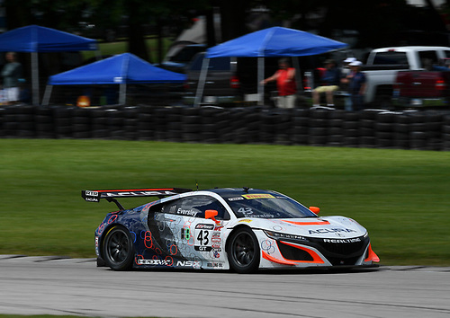 Pirelli World Challenge<br /> Grand Prix of Road America<br /> Road America, Elkhart Lake, WI USA<br /> Sunday 25 June 2017<br /> Ryan Eversley<br /> World Copyright: Richard Dole/LAT Images<br /> ref: Digital Image RD_USA_00326