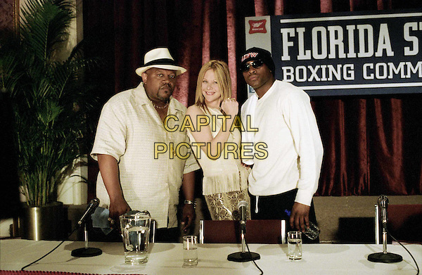 CHARLES S. DUTTON, MEG RYAN & OMAR EPPS.in Against The Ropes.Filmstill - Editorial Use Only.CAP/AWFF.supplied by Capital Pictures