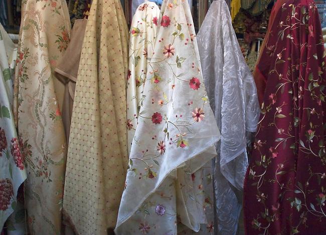 Zarin Fabrics, East Village, New York, New York