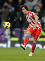 Atletico de Madrid's Tiago during La Liga Match. December 02, 2012. (ALTERPHOTOS/Alvaro Hernandez)