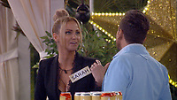 Celebrity Big Brother 2017<br /> Sarah Harding, Paul Danan   <br /> *Editorial Use Only*<br /> CAP/KFS<br /> Image supplied by Capital Pictures