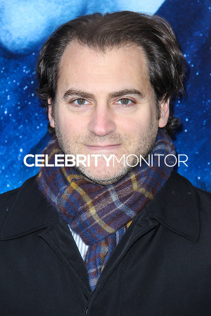 "NEW YORK, NY - FEBRUARY 11: Michael Stuhlbarg at the World Premiere Of Warner Bros. Pictures' ""Winter's Tale"" held at Ziegfeld Theatre on February 11, 2014 in New York City. (Photo by Jeffery Duran/Celebrity Monitor)"