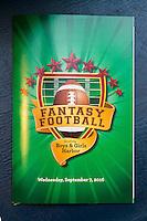 Boys & Girls Harbor Fantasy Football Draft Day