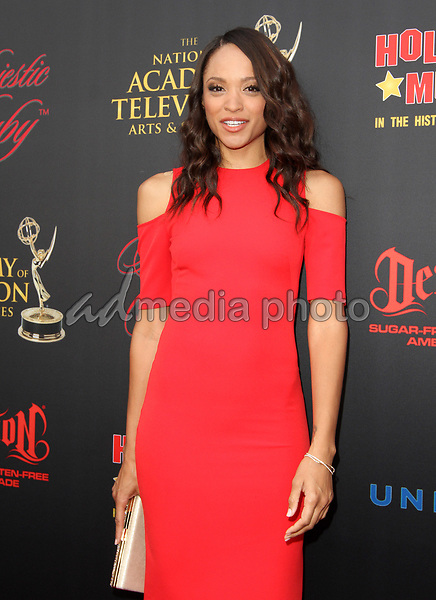26 April 2017 - Los Angeles, California - Sal Stowers. Daytime Emmy Awards Nominee Reception held at The Hollywood Museum in the world famous Max Factor Building. Photo Credit: AdMedia